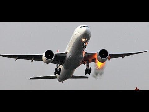 [Prepar3d]  Отказ обоих двигателей - Boeing 737-700 BBJ
