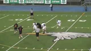 All American LSM Jake Fiske Junior Year Lacrosse Highlights