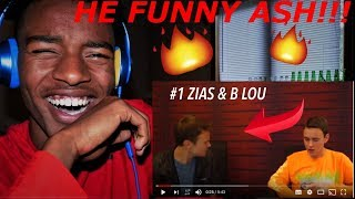 QUADECA - 12 STYLES OF RAPPING! (YOUTUBER EDITION) **REACTION**