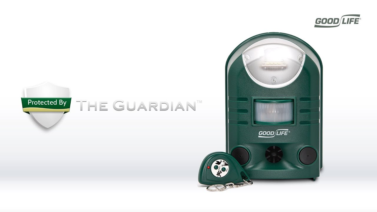 Protected By The Guardian Indoor Outdoor Electronic Pest Control