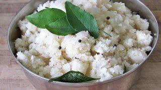 Upma Recipe | How To Make Kerala Rava Upma | Nisa Homey