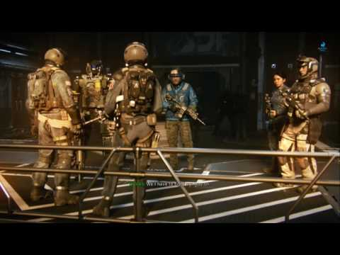 Call of Duty Infinite Warfare: Final Mission + Ending (PS4/1080p)