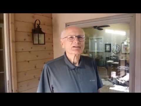 Steve Young Del Mar House Painter Mildew Coating Testimonial for Peek Brothers Painting