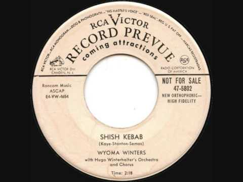 Wyoma Winters - Shish Kebab