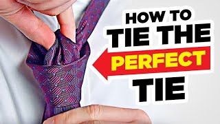 Ultimate Guide To Neckties (How To Tie A Tie)
