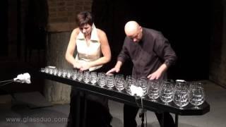 Музыкальные бокалы - GlassDuo