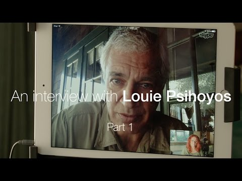 """Louie Psihoyos - """"If you're not connected to nature, how can you save it?"""""""
