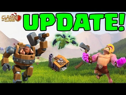 Thumbnail: UPDATE IS HERE! Clash of Clans New Game Mode / NIGHT Village / Builder Base!