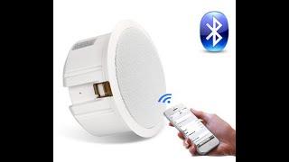 ✪ Loa âm Trần Wifi - Giải Pháp Nhà Thông Minh - Âm Thanh Đa Vùng ✪