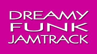 dreamy funk guitar jamtrack in bm