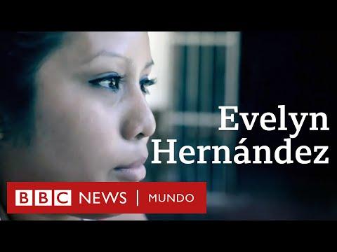 Evelyn Hernández, la joven acusada y absuelta por un aborto en El Salvador - Entrevista de 2018