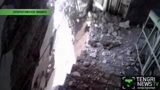 Восемь человек пострадали во время взрыва на мукомольном комбинате в Семее