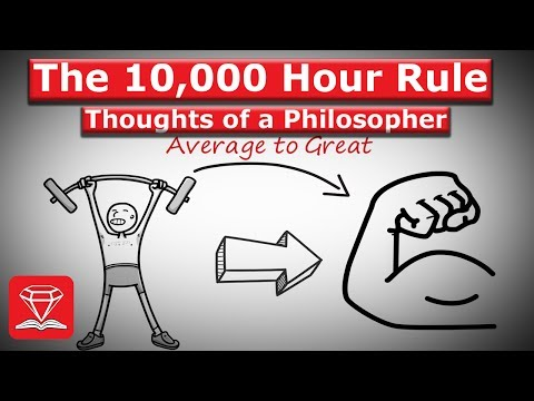 10,000 Hours to Become Massively Successful | 10,000 Hour Rule Explained!