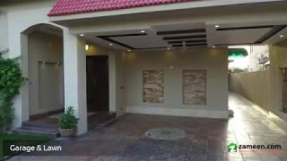 18 MARLA SPANISH BEAUTIFUL LUXURY VILLA FOR SALE IN STATE LIFE HOUSING SOCIETY LAHORE