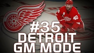 "NHL 14: Detroit Red Wings GM Mode #35 "" A New Superstar! """