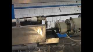 видео: Оборудование для производства армированных шлангов
