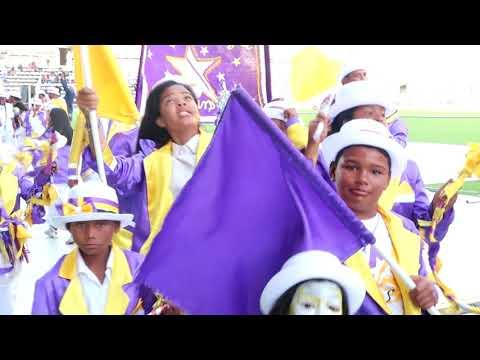 LAVENDER BRIGHT STARS Cape Town Carnival 5 January 2019 Athlone Stadium/minstrels