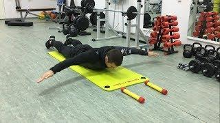 Упражнения для укрепления мышц спины, плечевого пояса, поясничного отдела, ягодиц.