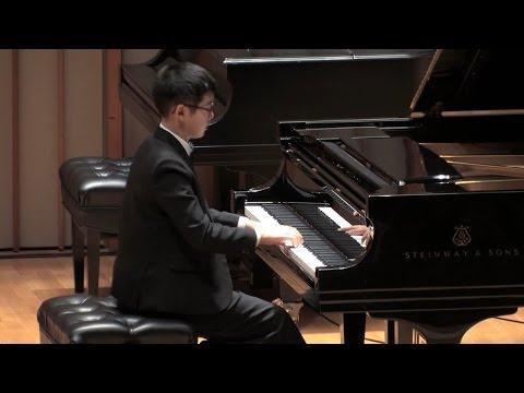 James Kim - Rondo Capriccioso, Op. 14 (Mendelssohn)