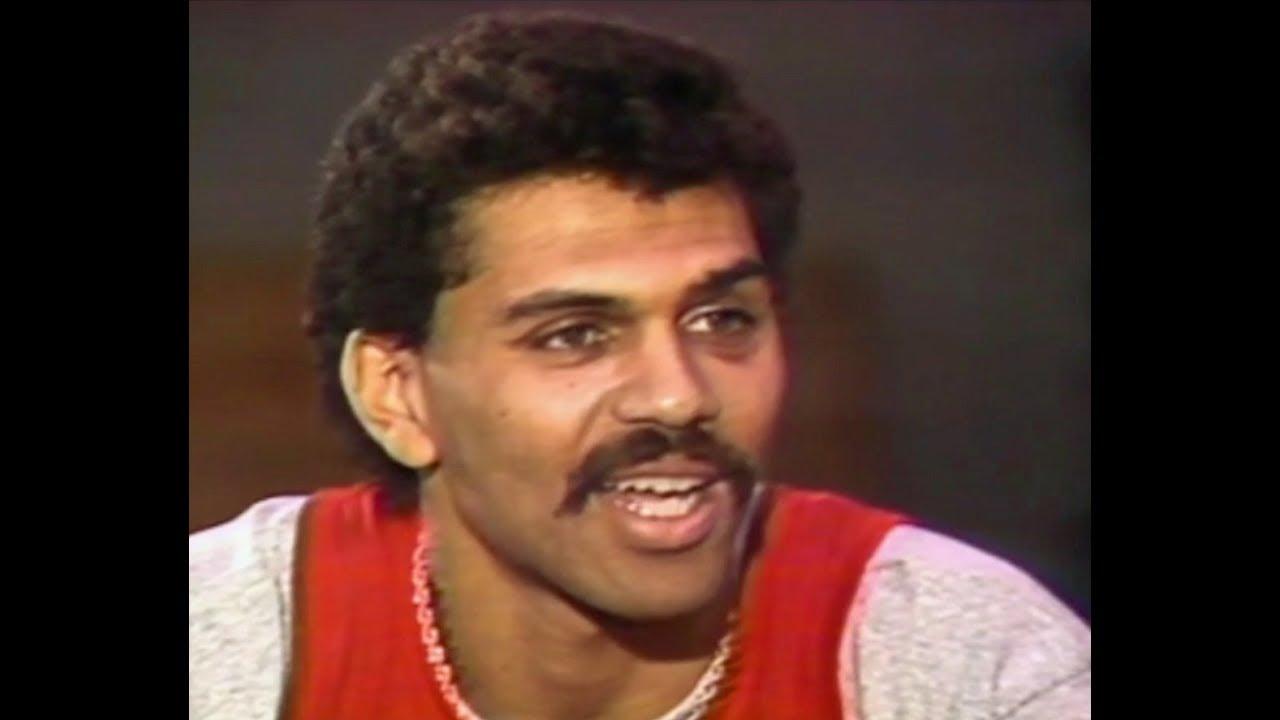 Reggie Theus Exile on Rush Street
