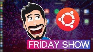 O novo Ubuntu Disco Dingo, Epic+Lutris e mais! - Diolinux Friday Show