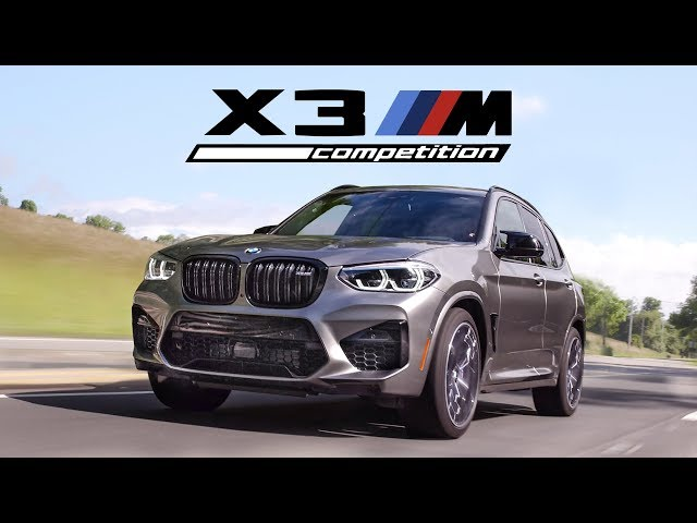 2020 BMW X3M Competition Review - The M3 of SUV's