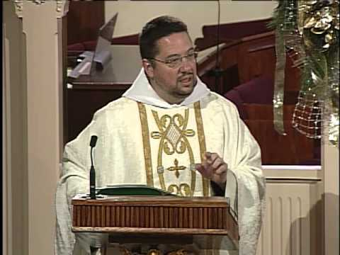 Homily 2013-01-04 - Fr Anthony Mary MFVA - St Elizabeth Ann Seton.