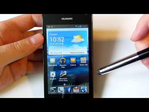 Huawei Ascend Y300 - test, recenzja pl