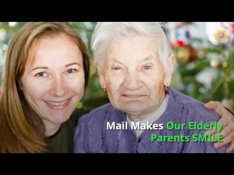 Helpful Christmas Gift Ideas for Elderly Parents - YouTube