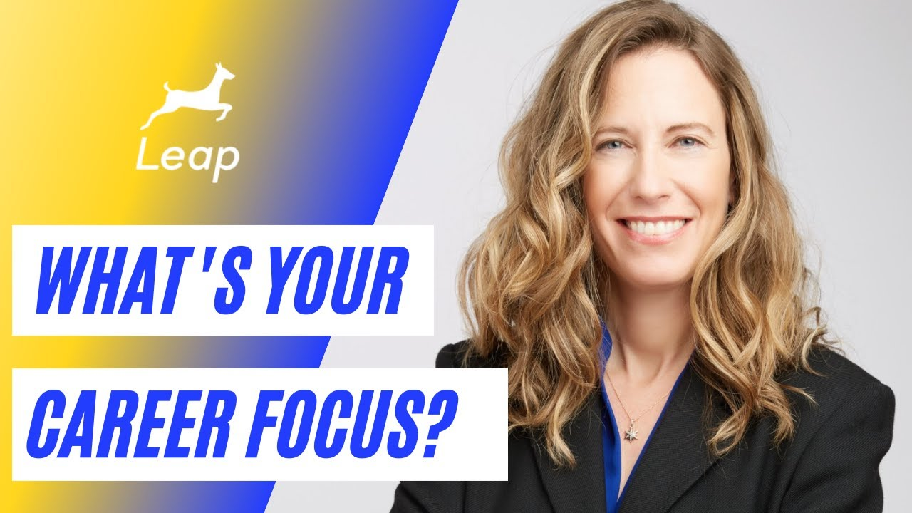 What's Your Career Focus? Ilana Golan Keynote Speaker