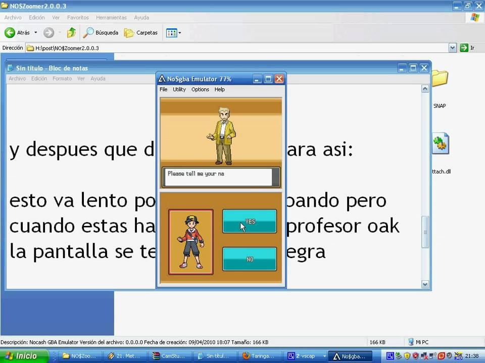 Pokémon Oro Heartgold | e-x-s-e-games