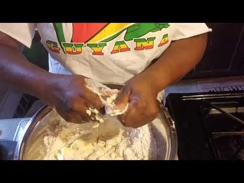 How To Mix Your  Pastry  Dough Guyanese Style 🇬🇾