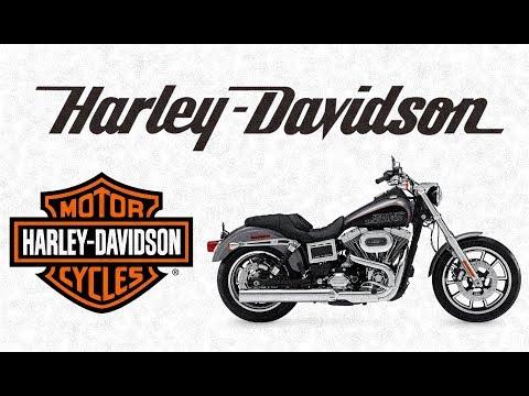 История Harley-Davidson (Часть 1)