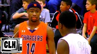 Kentucky Basketball Recruits Thomas Bryant & Malik Newman Go Head to Head
