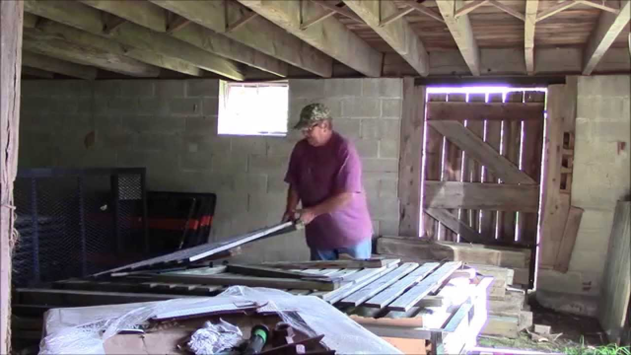Building vs rent to own shed the off grid homestead for Building off the grid ana white