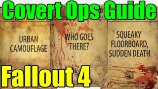 Приховане керівництво операції США в Fallout 4