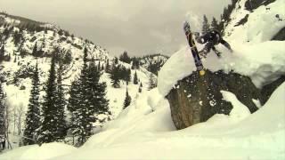 Skiing Snowboarding Steamboat Springs 2013 GoPro Take 2 Thumbnail