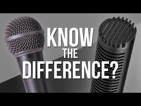 Audio Recording Basics: Using Shotgun Microphones for