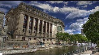 видео Оттава - город, столица Канады. Ottawa.Canada.