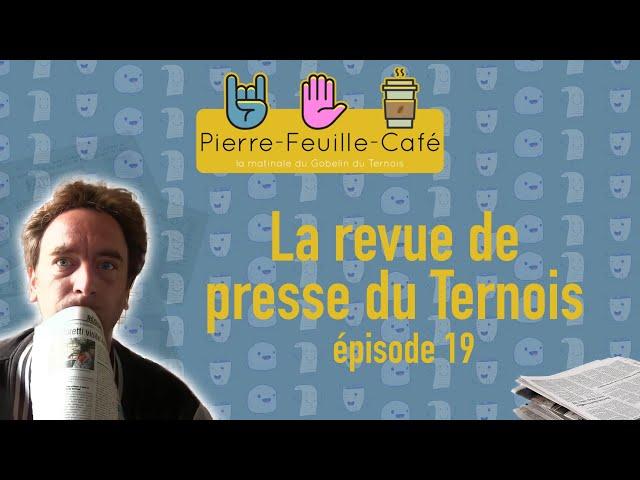 Pierre, feuille, café #19 - La revue de presse du Gobelin