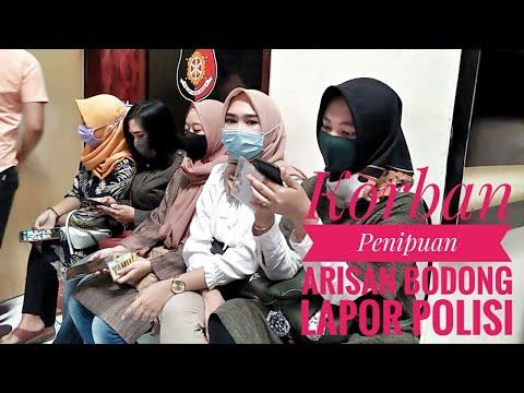 Korban Penipuan Arisan Online Lapor Polisi Youtube