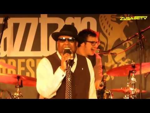 Big Daddy Wilson XXL Livestream 2 @ Jazztage Dresden 2019