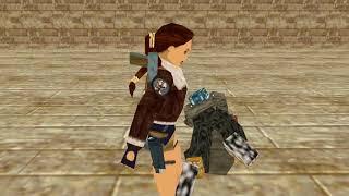 Tomb Raider: Out Monastery (Niveles de autor)