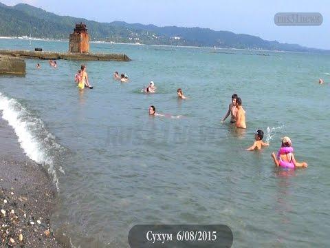 Сухум Отдых в Абхазии на море