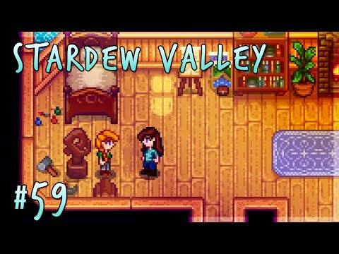 Leah's Sculptures & A Secret Delivery For Emily!   Stardew Valley Let's Play - Episode 59