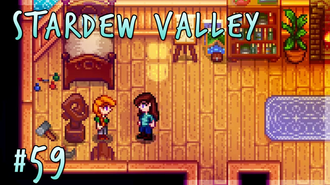 Leah's Sculptures & A Secret Delivery For Emily! | Stardew Valley Let's  Play - Episode 59