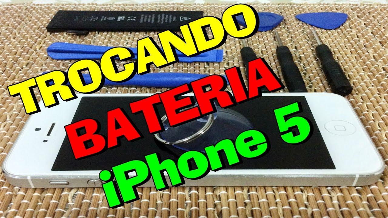 Resultado de imagem para troca bateria de iphone 5s