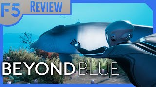 Beyond Blue Review: Embracing the Joy of Sea Exploration (Video Game Video Review)