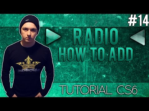 How To Make A Radio Voice in Adobe Audition CS6 - Tutorial #14
