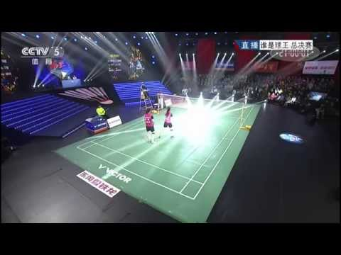 Who wants to be the King of Badminton - Ordinary people version (1/2)